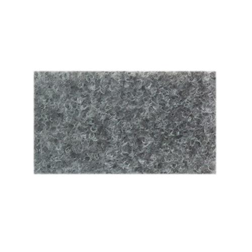 Udstillingstæppe i grå. Tæppe af høj kvalitet. Køb hel rulle eller på mål.