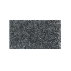 Udstillingstæppe i mørkegrå. Tæppe af høj kvalitet. Køb hel rulle eller på mål.