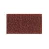 Udstillingstæppe i mørk rød. Tæppe af høj kvalitet. Køb hel rulle eller på mål.
