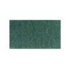 Udstillingstæppe i mørk grøn. Tæppe af høj kvalitet. Køb hel rulle eller på mål.