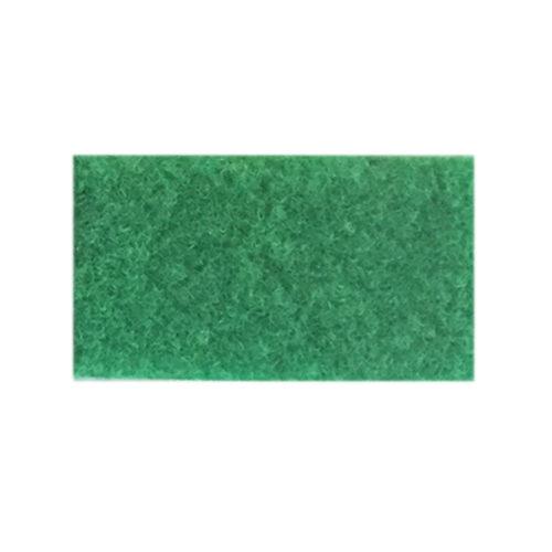 Udstillingstæppe i lys grøn. Tæppe af høj kvalitet. Køb hel rulle eller på mål.