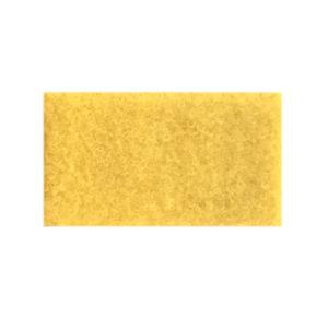 Udstillingstæppe i gul. Tæppe af høj kvalitet. Køb hel rulle eller på mål.