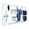 Magnetisk display system. Komplet magnetisk butikdisplay. Alt til butikken. Alttilbutikken.dk. Alttilbutikken.