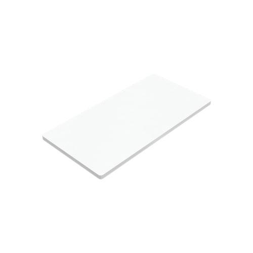 Magnetisk ophæng til magnetisk butikdisplay. Hvid træplade. Træplade. Alt til butikken. Alttilbutikken.dk. Alttilbutikken.
