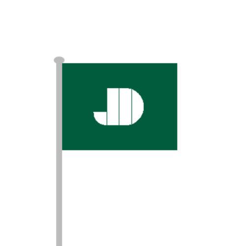 Flag til 4 meter flagstang. Alt til butikken. Alttilbutikken.dk. Alttilbutikken.