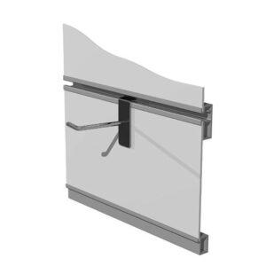 Butiksindretning spacewall, slatwall og slotwall. Alt til butikken. Alttilbutikken. Alttilbutikken.dk