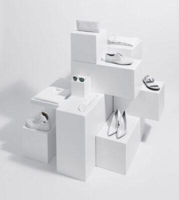 Produktpodier til udstilling af varer. Alttilbutikken.dk. Alttilbutikken. Alt til butikken.