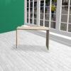Produktbord i HØJDE 80 cm birkekrydsfiner