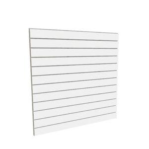 Butiksindretning spacewall, slatwall og slotwall. Alt til butikken. Alttilbutikken. Alttilbutikken.dk. 120x120 cm. 1200x1200 mm.