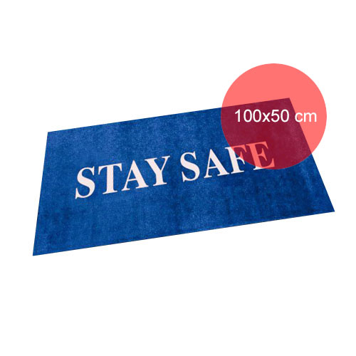 Design dit eget tæppe i standardstørrelse 100x50