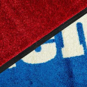 Design dit eget tæppe i standardstørrelser eller indtast selv mål. Brugerdefineret tryk, upload selv.